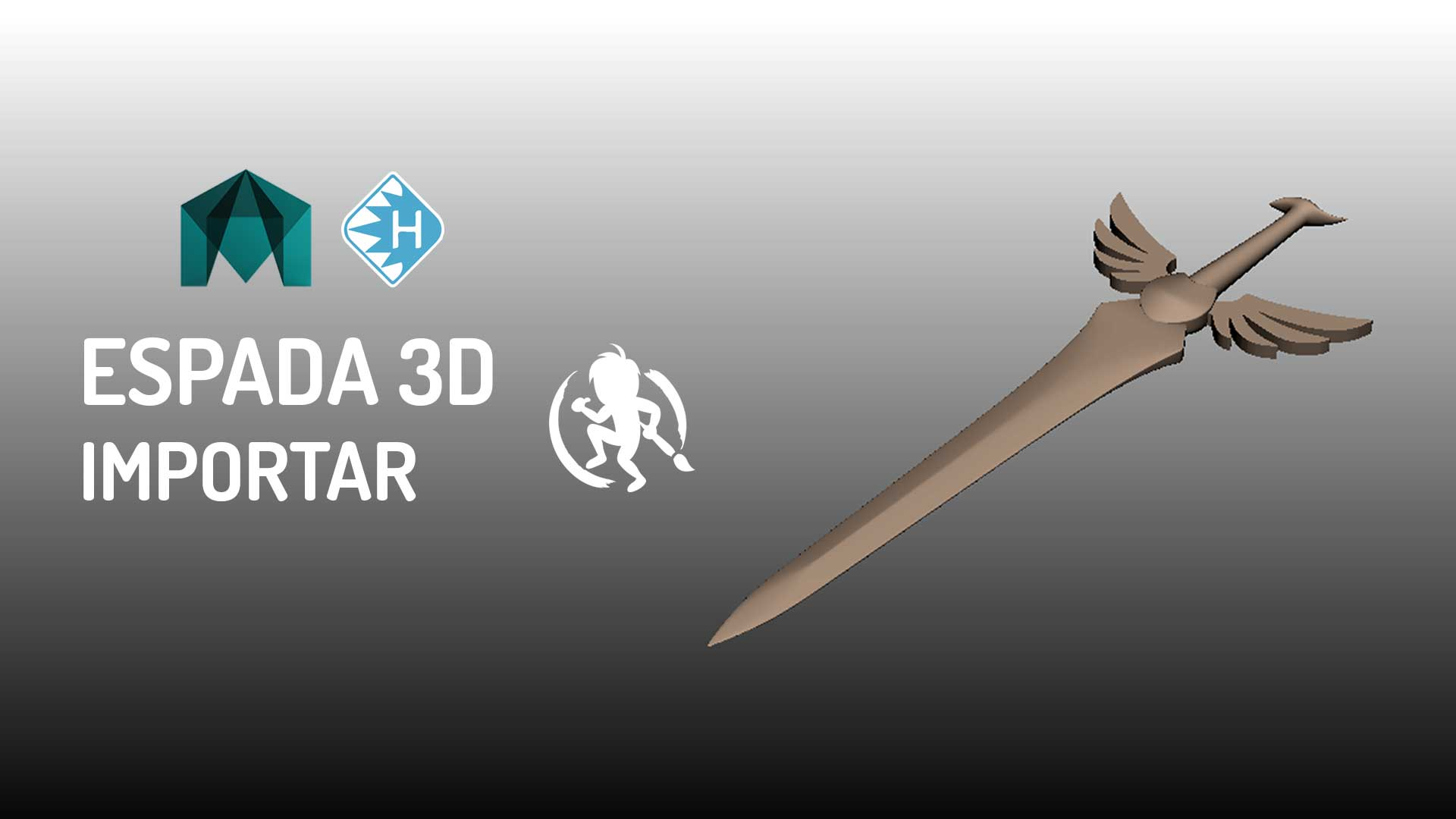Como importar 3D a Toon Boom Harmony