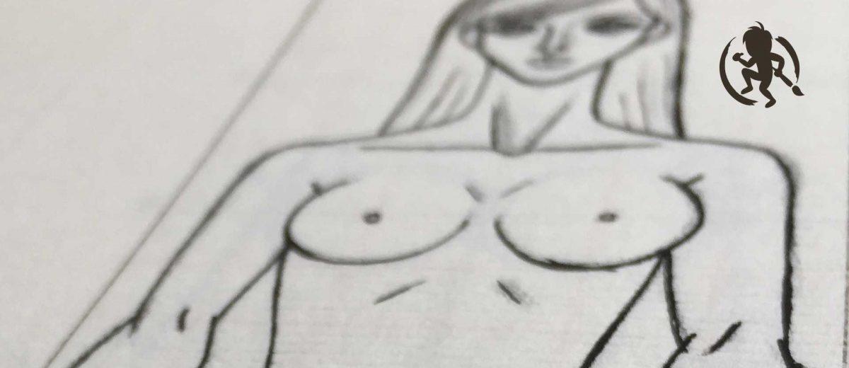 Como dibujar el cuerpo femenino