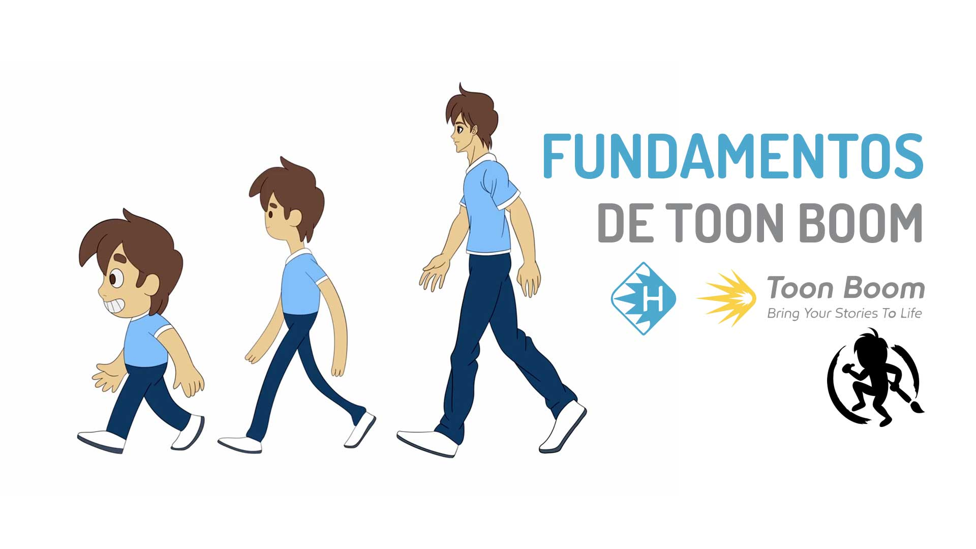 Curso Fundamentos de Toon Boom en Crehana