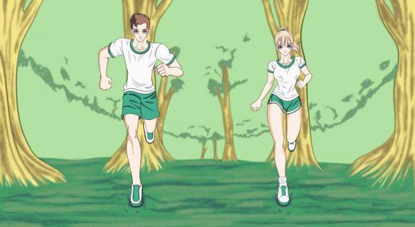 Curso Anima un Ciclo de Correr en Toon Boom Harmony