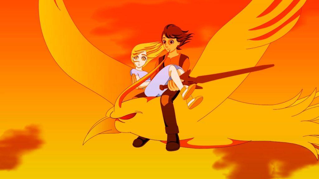 Biken Coraje y Corazón | Proyectos de Animación 2D