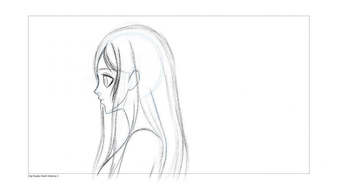 Dibujo de la Animación 2D en Clip Studio Paint