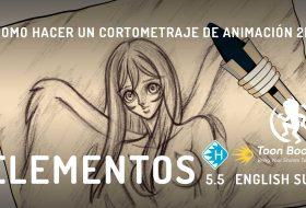 Elementos para un Cortometraje de Animacion 2D