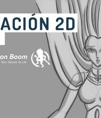 Mi sexto directo de Toon Boom Harmony en Youtube