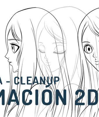 Como limpiar una Animación 2D en Clip Studio Paint