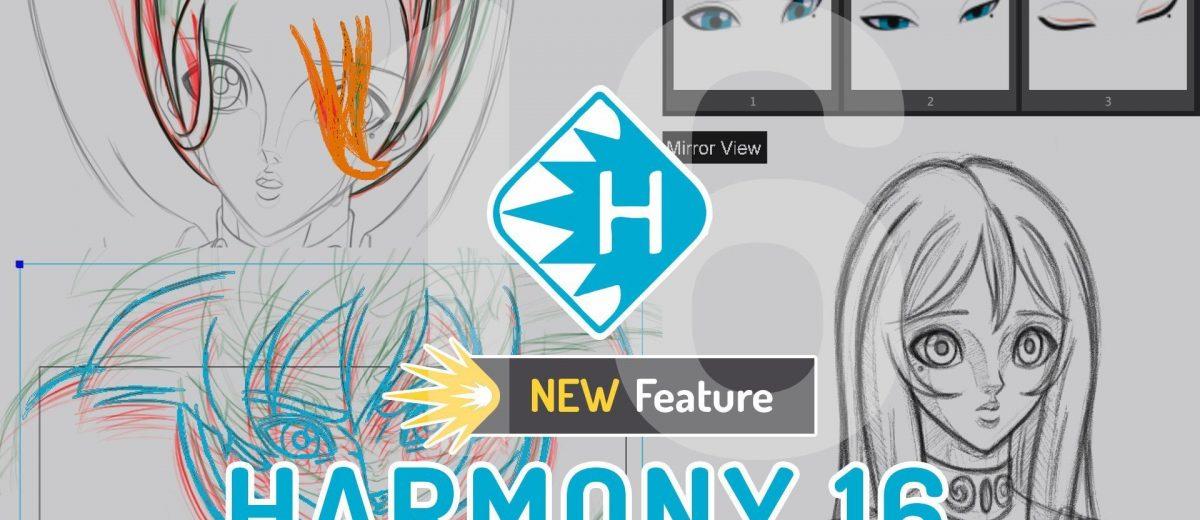 Lo nuevo de Toon Boom Harmony 16