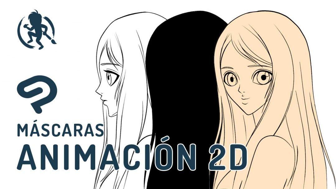 Máscaras en una Animación 2D en Clip Studio Paint