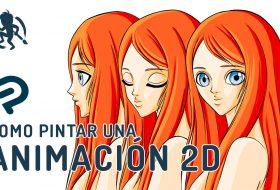 Como pintar una Animación 2D en Clip Studio Paint