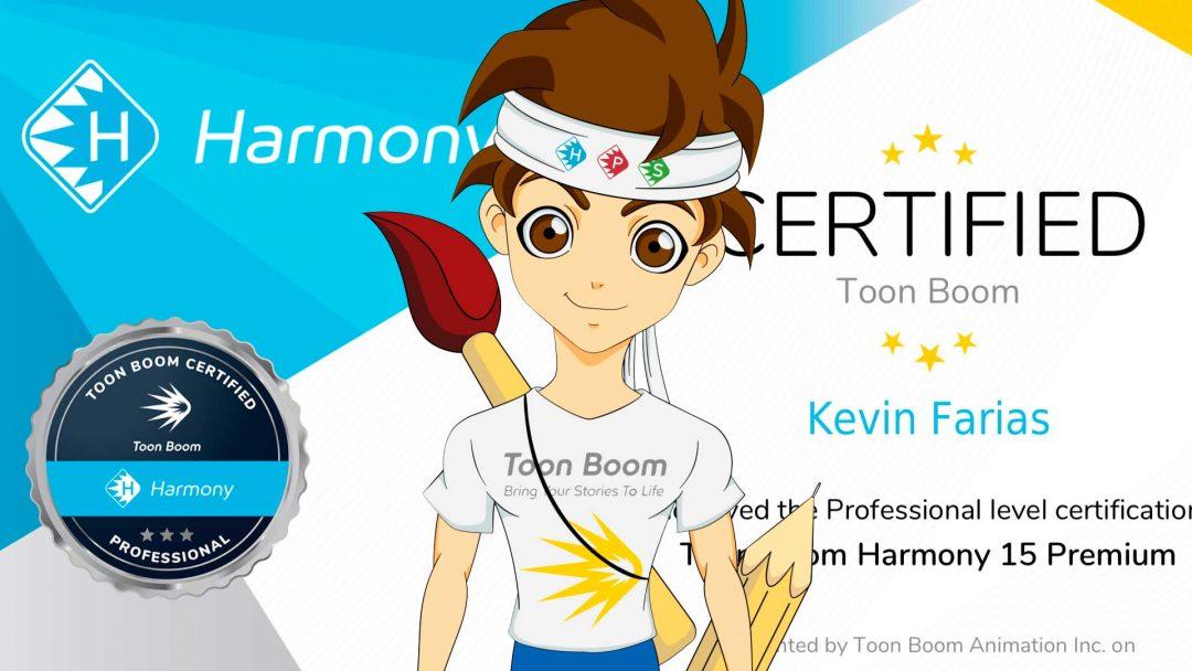 Inicios en Toon Boom Harmony