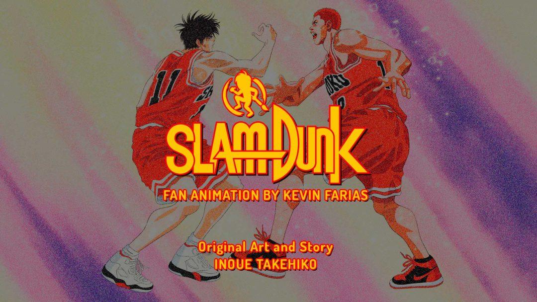 Slam Dunk Final Fan Animation