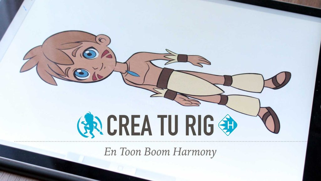 Crea tu Rig en Toon Boom Harmony