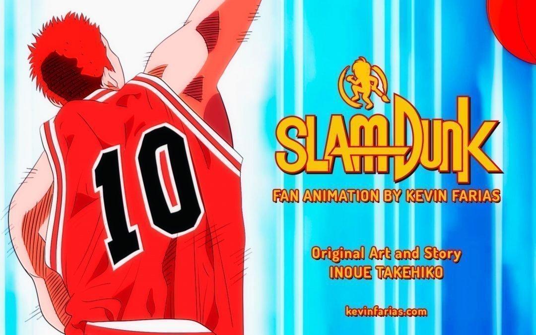 Slam Dunk Alley Oop Hanamichi Sakuragi