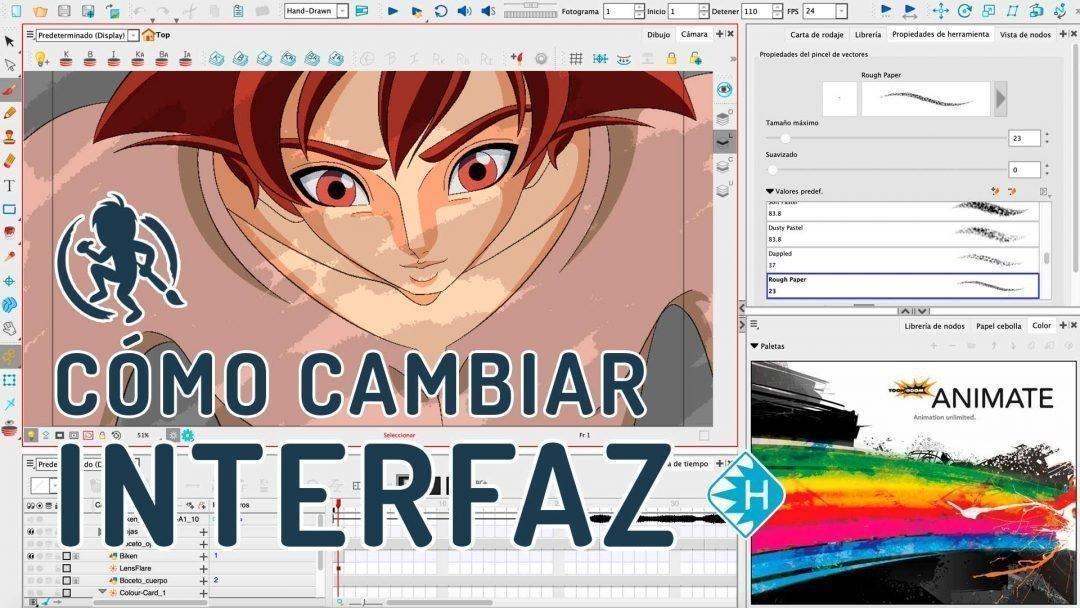 Como usar Harmony como Animate Pro