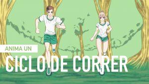 Presentación del curso Anima un Ciclo de Correr