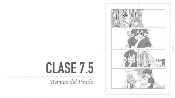Tramas del Fondo de la Página del Manga