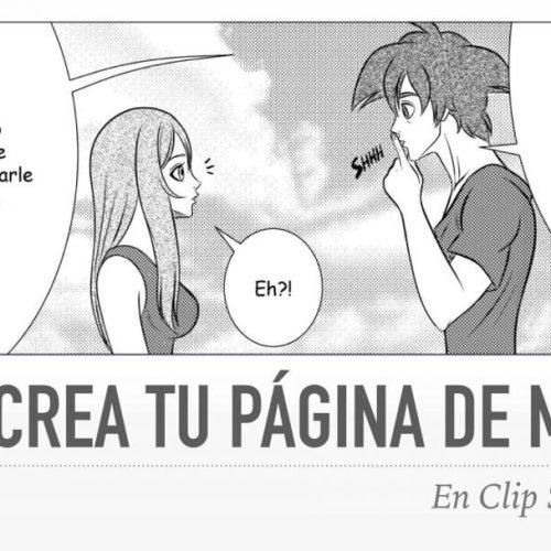 Crea tu Página de Manga en Clip Studio Paint