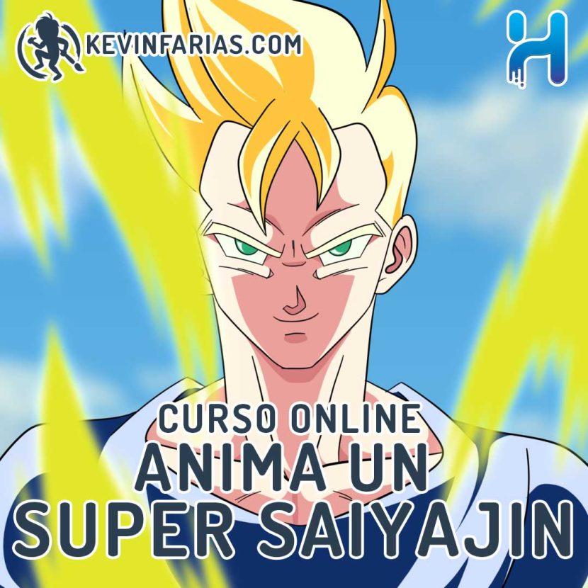 Anima un Super Saiyajin en Toon Boom