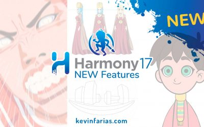 Lo nuevo de Toon Boom Harmony 17