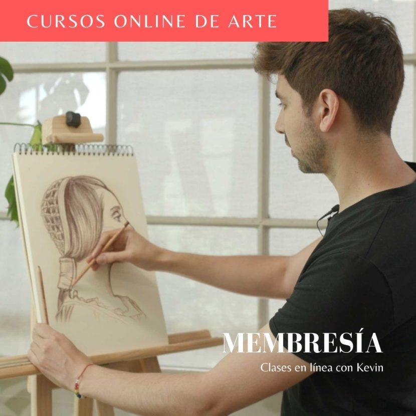 Cursos Online con Kevin Farias