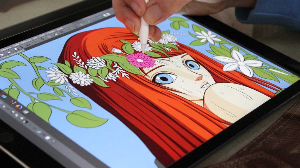 Taller Ilustración Digital con Clip Studio Paint