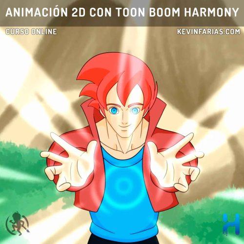Curso Animación 2D con Toon Boom Harmony