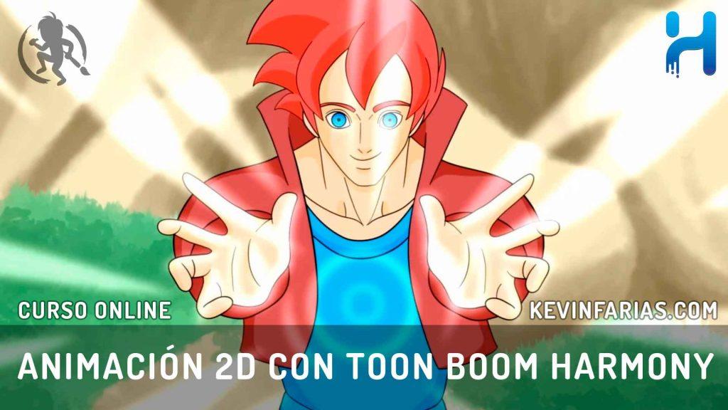Animación 2D con Toon Boom Harmony