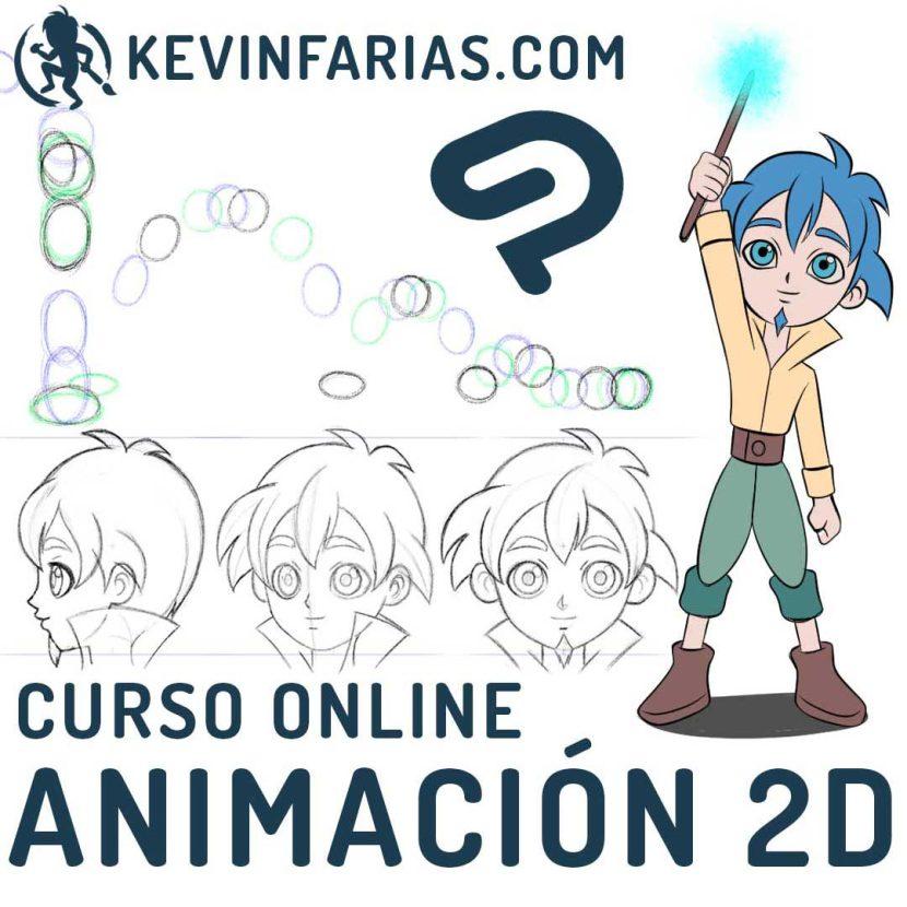 Animación 2D en Clip Studio PAINT