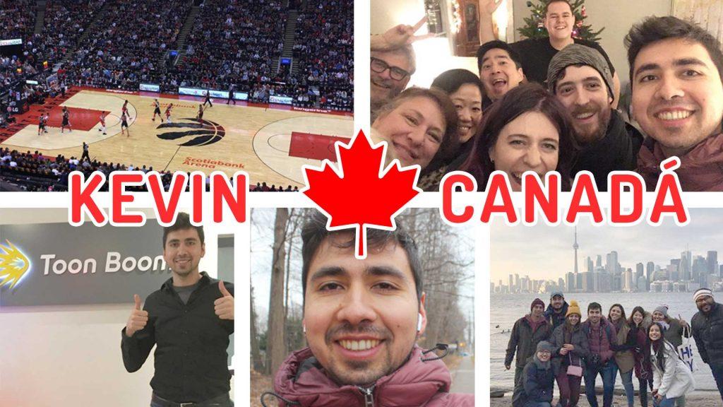 Mi apasionante aventura en Canadá