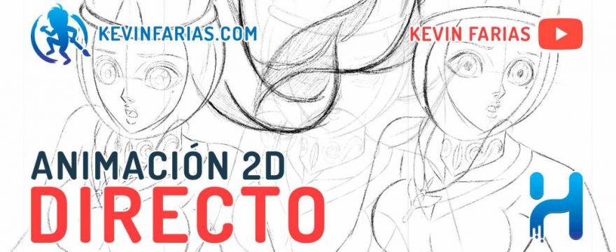 Directo 18 Animación 2D en Toon Boom Harmony