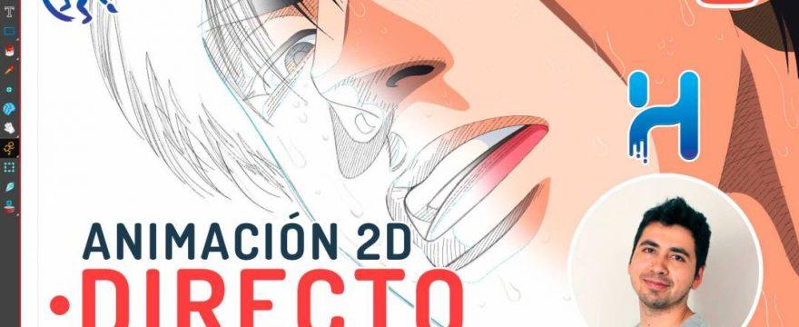 Directo 16 Animación 2D en Toon Boom Harmony