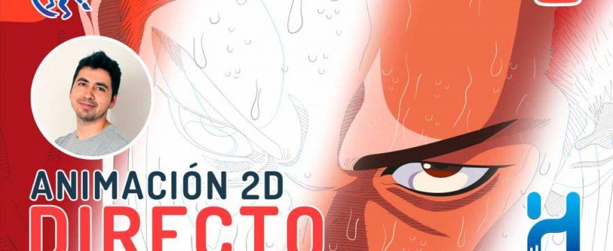 Directo 17 Animación 2D en Toon Boom Harmony
