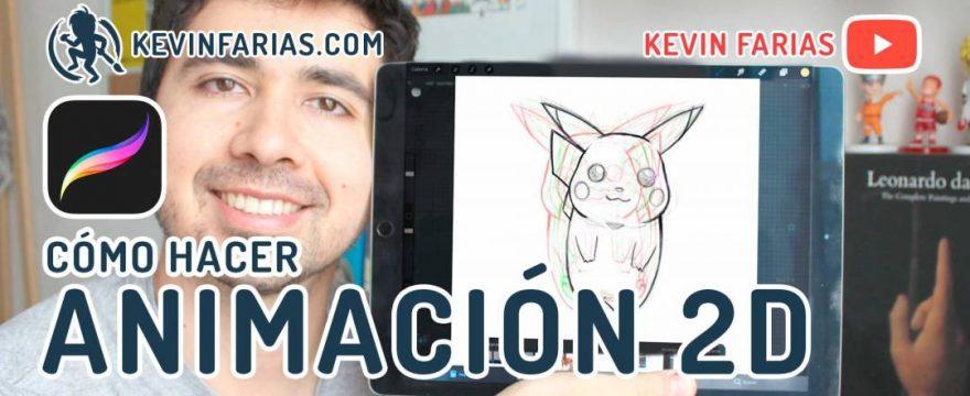 Como hacer Animación 2D en Procreate