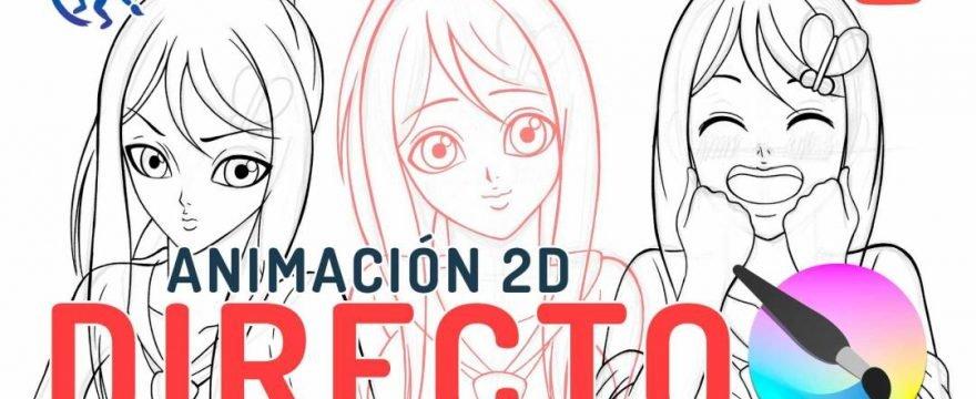 Directo 21 Animación 2D en Krita