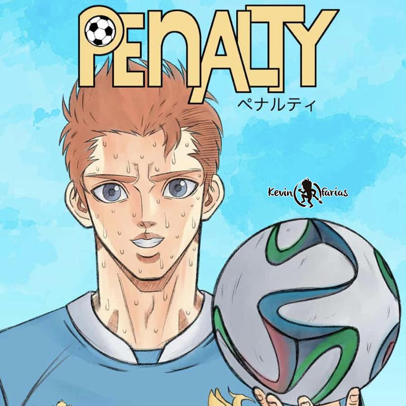 Mi primer Manga: PENALTY