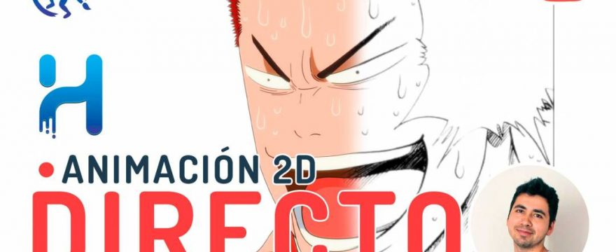 Directo 26 Animación 2D en Toon Boom