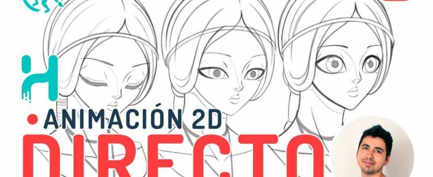 Directo 27 Animación 2D en Toon Boom