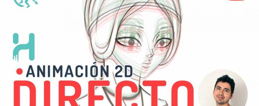 Directo 28 Animación 2D en Toon Boom Harmony
