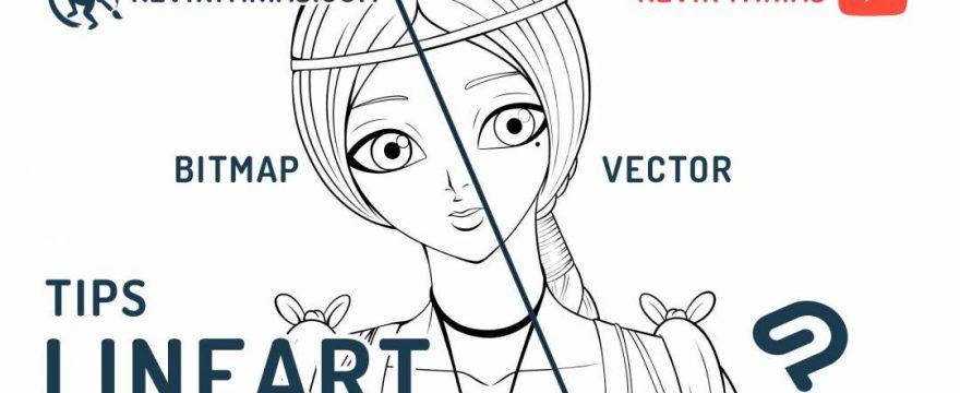 Tips de Lineart en Clip Studio Paint