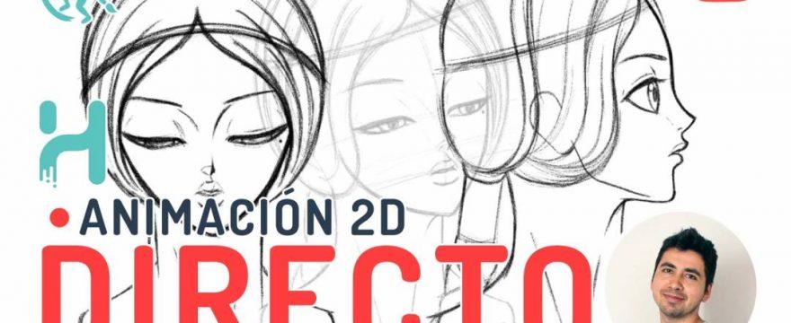 Directo 29 Animación 2D en Toon Boom Harmony