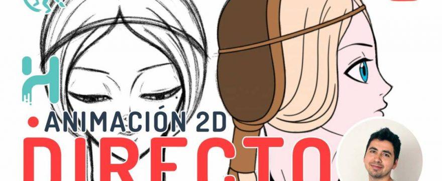 Directo 31 Animación 2D en Toon Boom