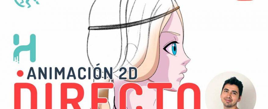 Directo 32 Animación 2D en Toon Boom Harmony