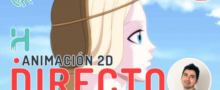 Directo 33 Animación 2D en Toon Boom Harmony