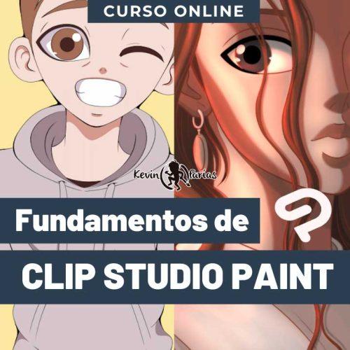 Fundamentos de Clip Studio Paint