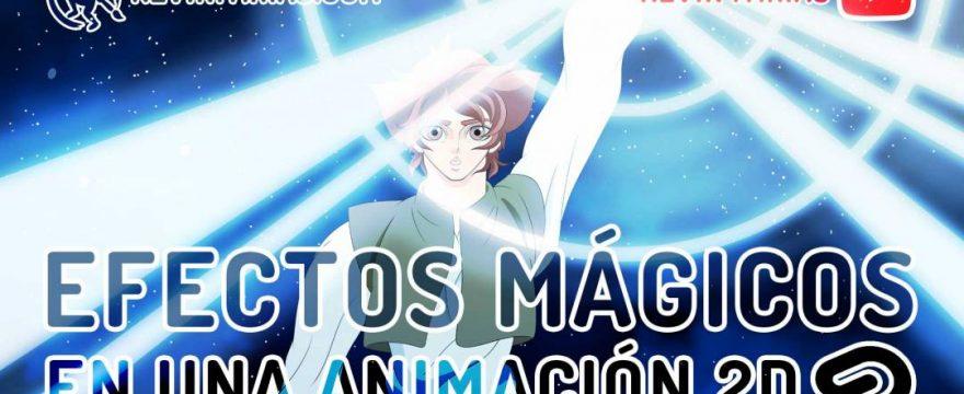 Efectos Mágicos en una Animación 2D en Clip Studio Paint