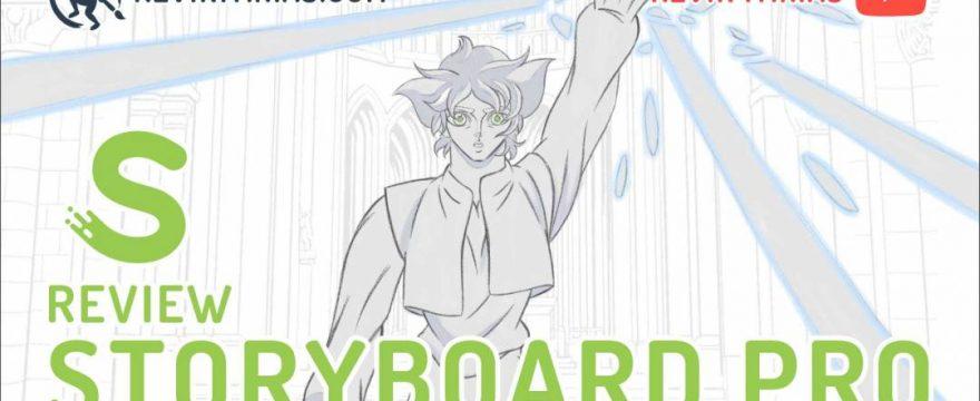 Lo nuevo de Storyboard PRO 20