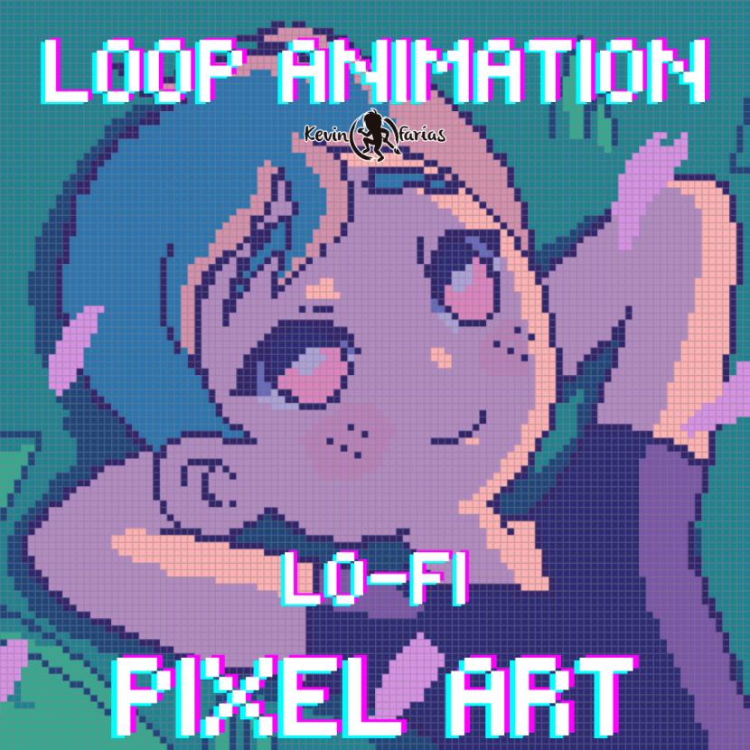 Animación PIXEL ART LO-FI